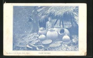 AK Ozeanien, Fijian Pottery