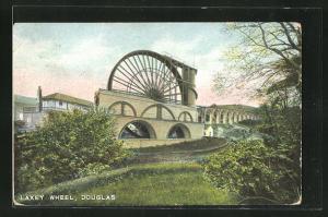 AK Douglas, Laxey Wheel