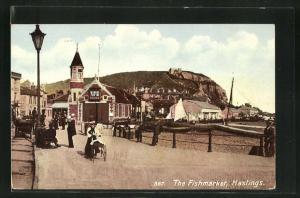 AK Hastings, The Fishmarket