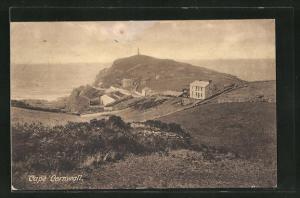 AK Cornwall, Cape