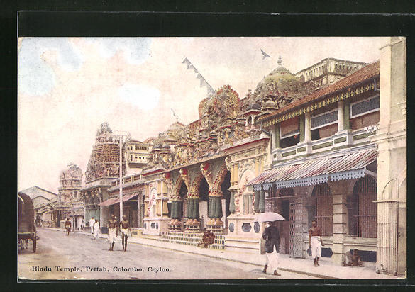 AK Pettah, Hindu Temple 0