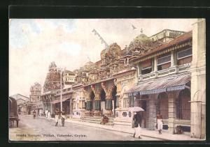AK Pettah, Hindu Temple