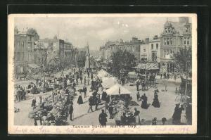 AK Taunton, Parade Market Day