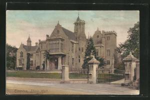 AK Taunton, Shire Hall