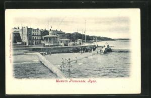 AK Ryde, Western Promenade