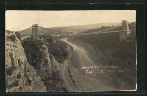 AK Clifton, Suspension Bridge