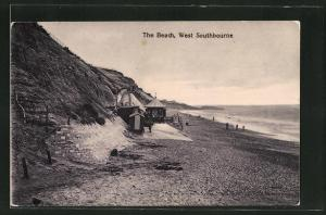 AK West Southbourne, The Beach