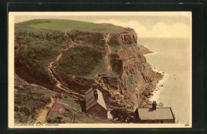 AK Hastings, Ecclesbourne Cliff
