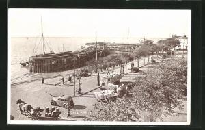 AK Hull, Victoria Pier