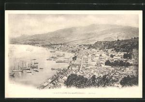 AK Saint-Pierre-la-Martinique, Le Port