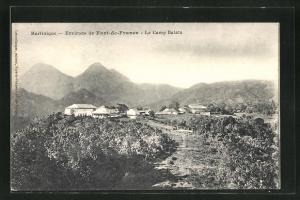 AK Fort-de-France, Le Camp Balata