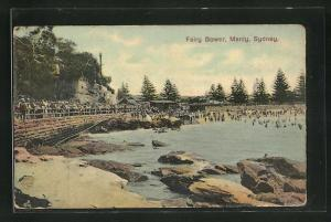 AK Sydney-Manly, Fairy Bower