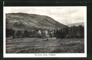 AK Tyndrum, The Royal Hotel