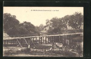 AK Kolda, Le Pont, Brücke