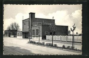 AK Maaseik, Het Station