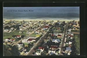 AK Ocean Park, ME, Aerial View