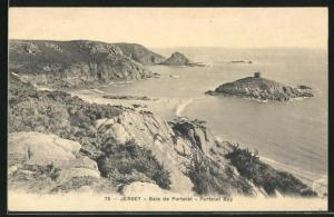 AK Jersey, Baie de Portelet