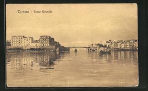 AK Taranto, Ponte Girevole