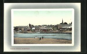 AK Dumfries, General View on White Sands