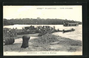 AK Bingerville, L`Adjamé au Mouillage