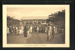 AK Abomey, Un 14. Juillet a Abomey, La Residence