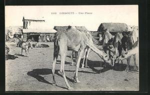 AK Djibouti, Une Place en village