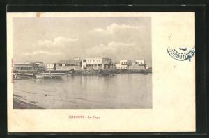 AK Djibouti, La Plage