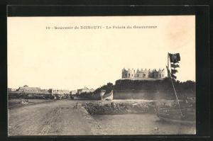 AK Djibouti, Le Palais du Gouverneur