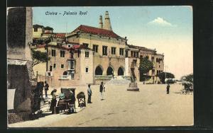 AK Cintra, Palacio Real