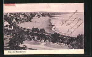AK Mont` Estoril, Gesamtansicht aus der Vogelschau