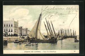 AK Lisboa, Porto-Caes da Alfandega
