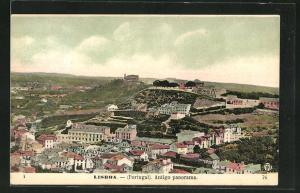 AK Lisboa, Antigo panorama