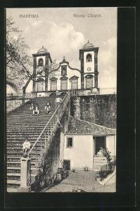 AK Madeira, Monte Church