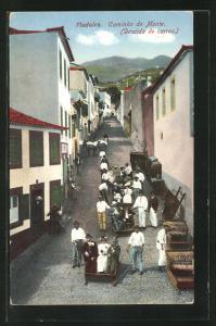 AK Madeira, Caminho do Monte