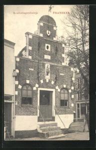 AK Franeker, Koorndragershuisje