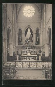 AK Jersey, Interieur of Saint-Thomas