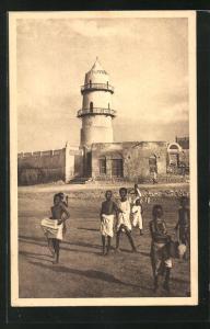 AK Djibouti, La Mosquèe