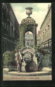 AK Bath, The Mineral Water Fountain