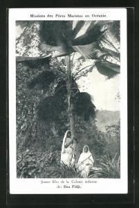 AK Ozeanien, Missions des Pères Maristes en Ocèanie