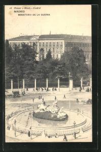 AK Madrid, Ministerio de la Guerra