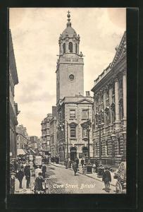 AK Bristol, Corn Street