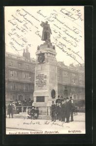 AK Brighton, Royal Sussex Regiment Memorial