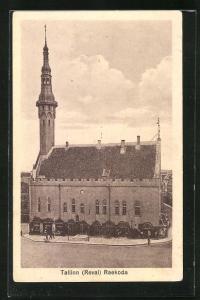 AK Tallinn-Reval, Raekoda