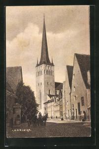 AK Tallinn /Reval, St. Olaikirche