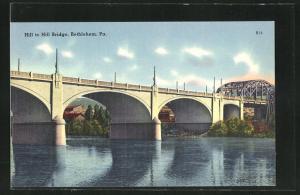 AK Bethlehem, PA, Hill to Hill Bridge