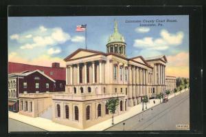 AK Lancaster, Lancaster County Court House
