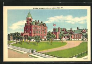AK Scranton, PA, Moses Taylor Hospital