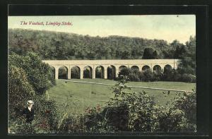 AK Limpley Stoke, View of the Viaduct