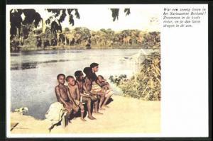 AK Suriname, wat een zonnig leven in het Surinaamse Bosland