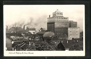 AK Dortmund, Malzburg der Union Brauerei